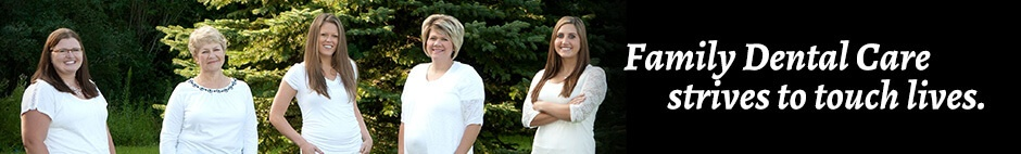 Aberdeen Family Dental Care hygienists